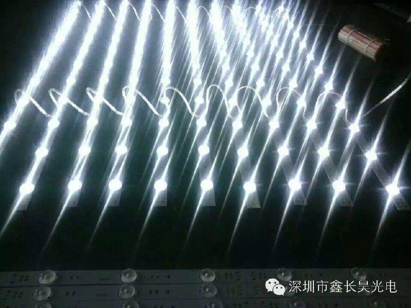 LED卷帘灯 2835漫反射灯条  拉布灯条 高亮单颗一瓦