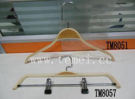 婴童木衣架TM8052