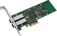 Intel E1G42EF千兆双端口多模光纤服务器网卡