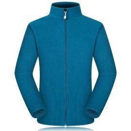 厂家定做秋冬装休闲立领纯色男式夹克款工衣制服可刺绣印刷logo