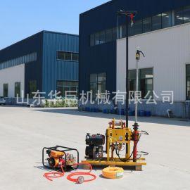YQZ-50B液压轻便钻机 50米小型地质勘探钻机工程勘察设备