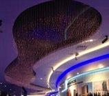 安徽省蚌埠市五河展示馆光纤灯