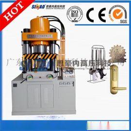 双动冷挤液压机 双挤油压机厂家 广东思豪