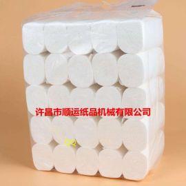 加工卫生纸的原材料怎么区分 许昌顺运纸品机械