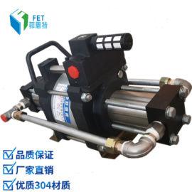 塑料厂增压泵 气压增压阀 高压氮气增压机20Mpa
