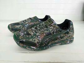 迷彩鞋数码/黑色跑鞋男女运动鞋超轻透气作训鞋