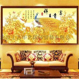 北京上古华艺钻石画加盟低门槛投资有更好创富可能