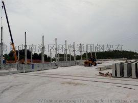 广东专业Q235钢结构工程队公司专业设计安装