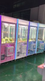 广州市力达动漫新品中抓娃娃机   爆款系列 实木卡纳比