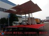 東風公交車車體廣告, 4萬多的全自動舞臺車多少錢