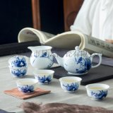 景德鎮陶瓷茶具定製logo圖案