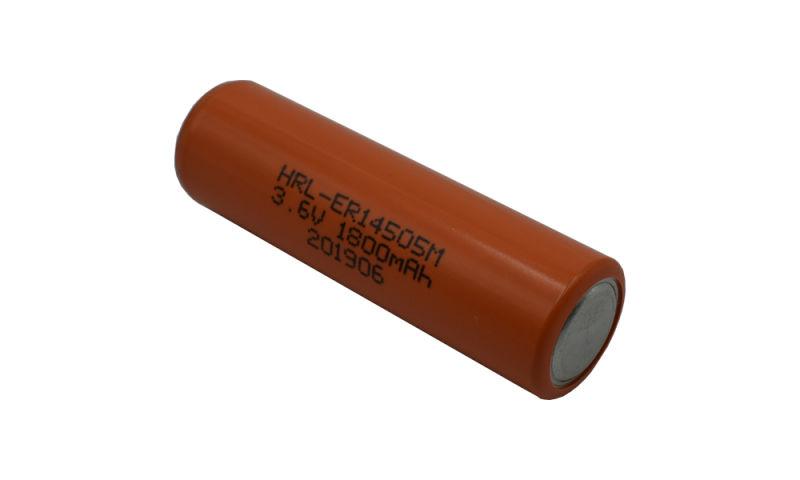 ER14505M-1800mah3.6V鋰亞電池廠