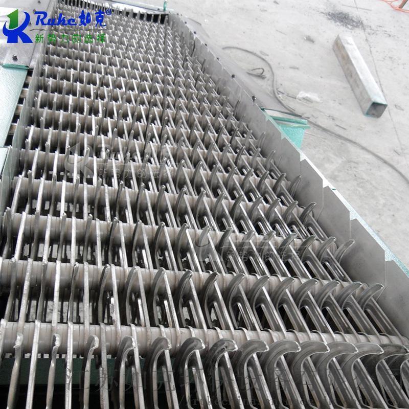 南京如克GSHZ型迴轉式機械格柵除污機