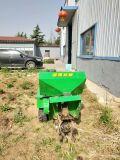 果園開溝施肥機,聖隆牌履帶開溝施肥機廠家