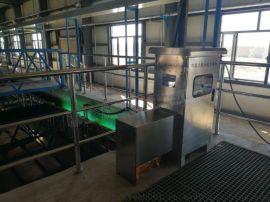 污水杀菌消毒排架设备明渠框架紫外线消毒器