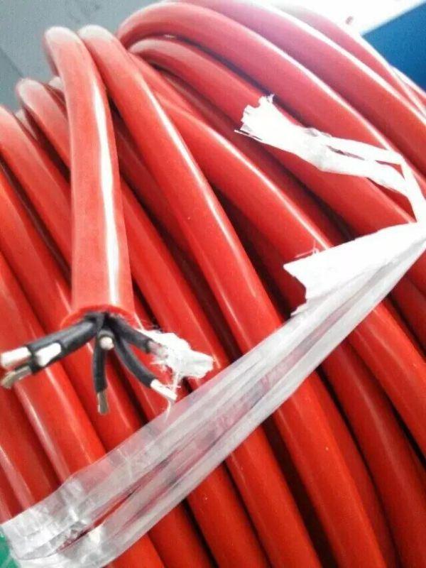 RGG/YGZ/YG矽橡膠耐高溫橡套軟電纜