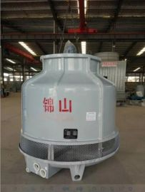 锦山DLT-70圆形逆流玻璃钢冷却塔