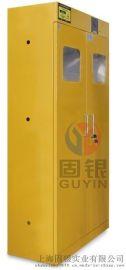 上海固银全钢三瓶气瓶柜气体安全柜气瓶防爆柜医院钢瓶柜GYQP003现货