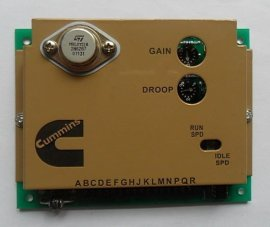康明斯发动机3044195调速板
