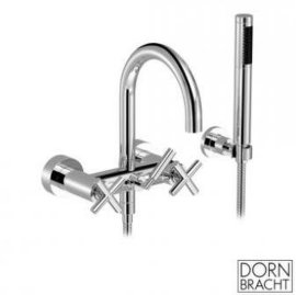 Dornbracht德国当代浴缸龙头带手持花洒