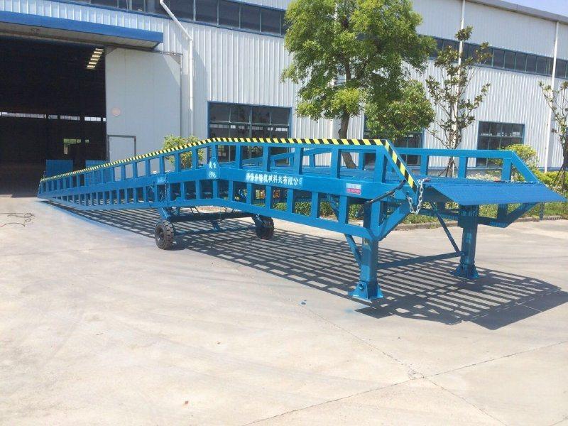 供应集装箱卸车台登车桥