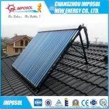 冬季热销太阳能平板集热器太阳能热水器真空紫金管SRCC认证