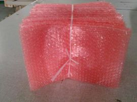 功能氣泡袋 PE防靜電氣泡袋 防震防靜電氣泡袋生產廠家免費定製