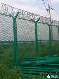 哪里有卖阳台护栏网的厂家?锌钢护栏网报价、**博才网业
