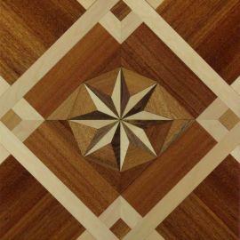 多层实木拼花地板橡木实木复合地板厂家直销地暖地热地板
