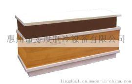 零度冷柜生态板实木板面包展示柜