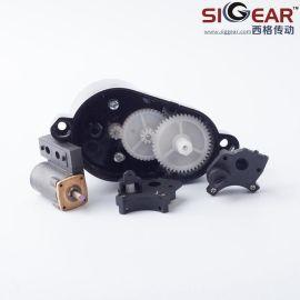 sinko/西格传动 供应塑胶玩具齿轮