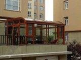 户外别墅阳光房杭州  铝合金阳光房玻璃房花房批发 阳光房厂