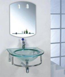 玻璃台盆(B-019)