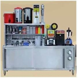 郑州供应奶茶全套设备 封口机 制冰机等
