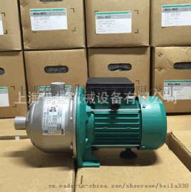 德国威乐WILO家用别墅水泵多级离心泵MHI202