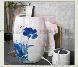 负离子陶瓷养生瓮定做   养生神器-负离子养生瓮