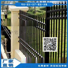 来图制定护栏 汕头别墅欧式栅栏 潮州室外围栏