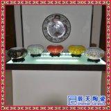 碗蓮睡蓮缸 烏龜缸 聚寶盆 景德鎮陶瓷器金魚缸