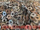 钢板圆片冲压件  法兰毛坯  Q235法兰冲压件
