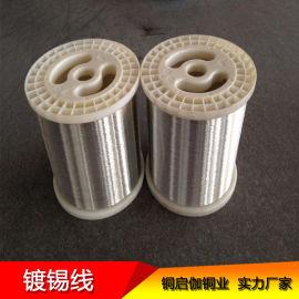 专业供应镀锡铜丝编织 镀锡铜线线材