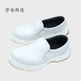 防靜電安全鞋鋼包頭防砸防滑ESD無塵生物醫藥