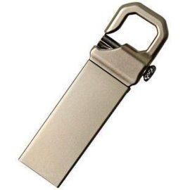 登山扣u盘 带钩金属u盘 可以镭射的u盘