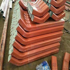 144*108型矩形彩鋼落水管,方型落水管