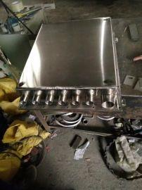 防爆接线箱不锈钢钢板焊接材质可定做
