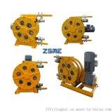 ZHP76大型挤压软管泵