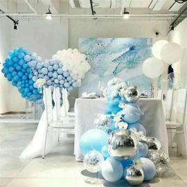 昆明花語花香,氣球布置,氣球寶寶宴