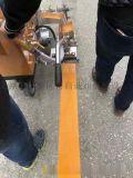 熱熔標線劃線機視頻雲南玉溪市路標馬路劃線機銷售