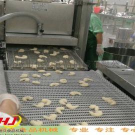 鱿鱼圈上屑机 鱿鱼圈裹糠机 自动上屑机