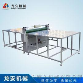 LA100大型覆膜机厂家定制 大型木板玻璃过胶机