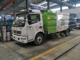 東風多利卡六方掃路車廠家供應年底低價出售可分期包送車